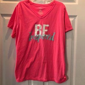 Ladies Be Inspired T-shirt